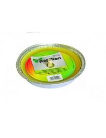 Cera alla citronella in vaschetta alluminio Diametro mm 170