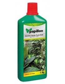 Concime liquido piante verdi Papillon