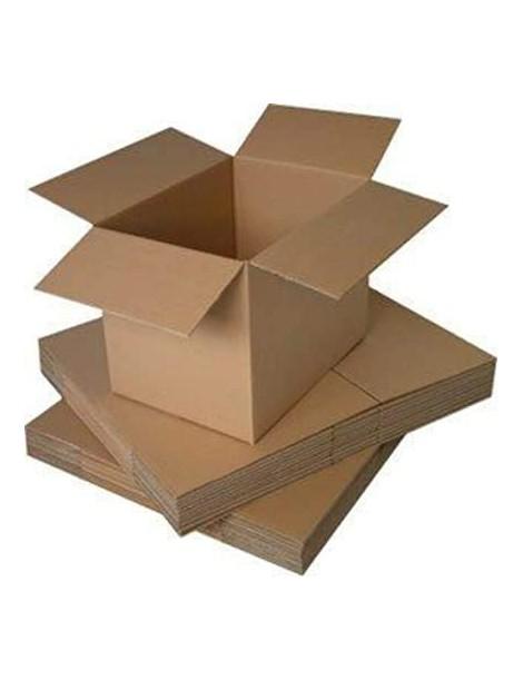 cartone (100pz) per imballaggio doppia onda 78x25x25