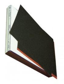 CARTA ABRASIVA IN FOGLI GR.600