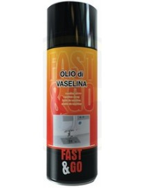 "OLIO DI VASELLINA SPRAY ""FAST&GO""ML.400"