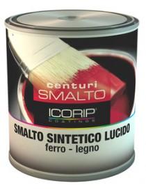 SMALTO BIANCO GHIACCIO RAPIDA ESSICCAZIONE . 0,75